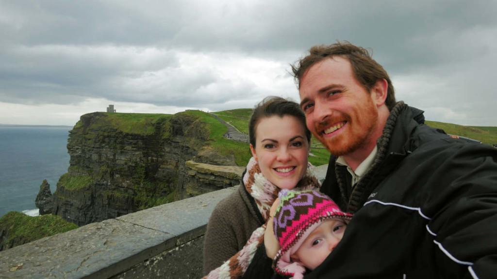 Ireland family photo