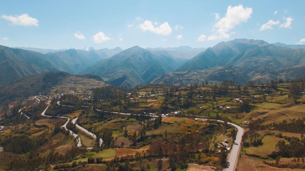 Drone Peru video 1