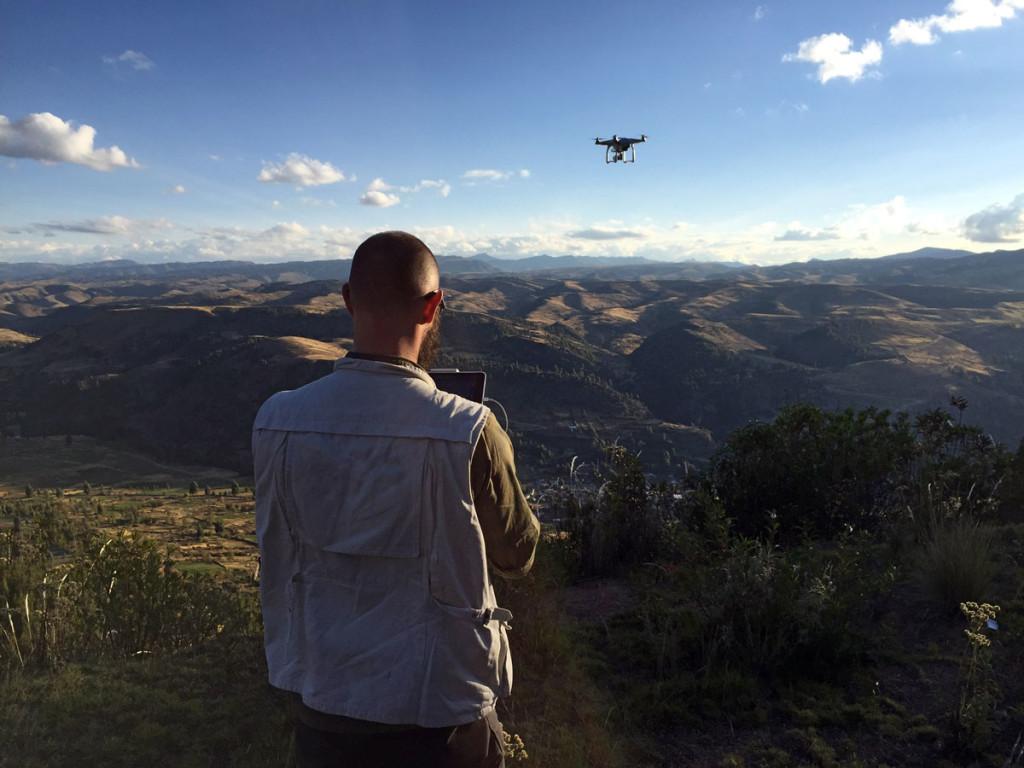 Drone Peru video 2