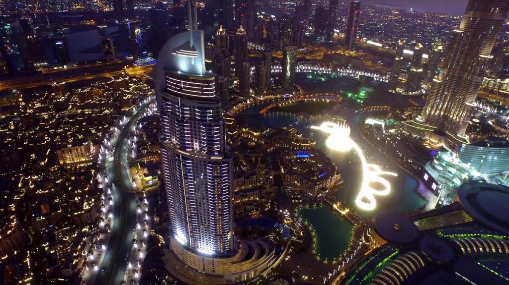 Dubai drone video 2