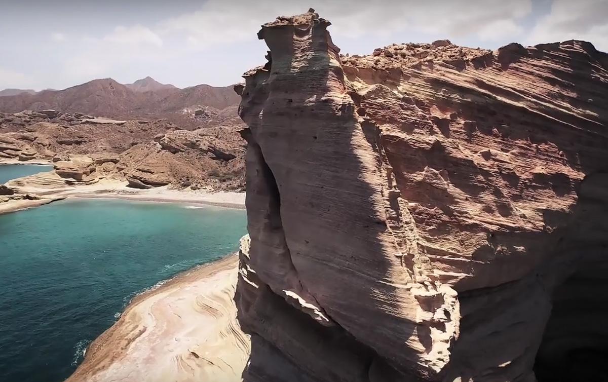 Exploring Mexico drone video 2