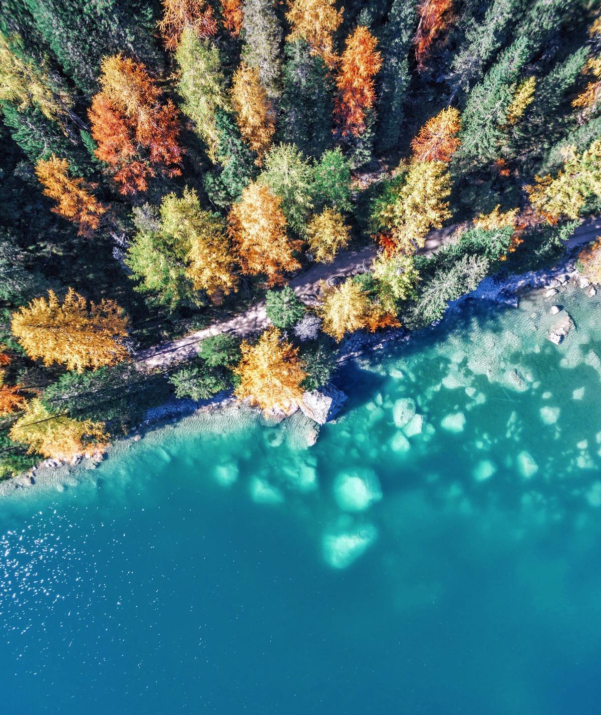 12 @brahmino Lago di Braies, Dolomites, Italy