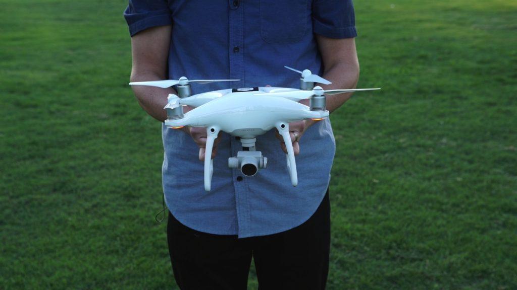 drone calibrate