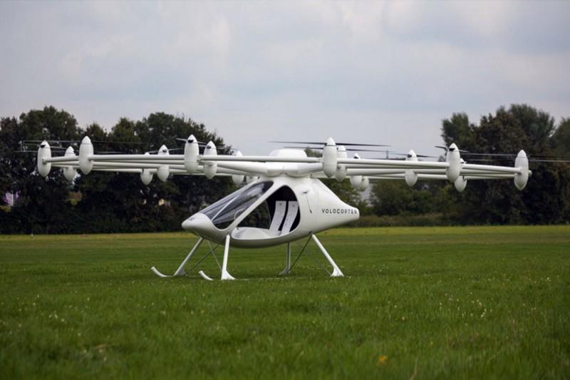E-volo drone