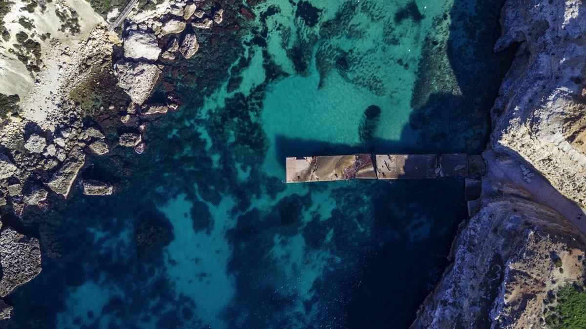 drone Malta 1