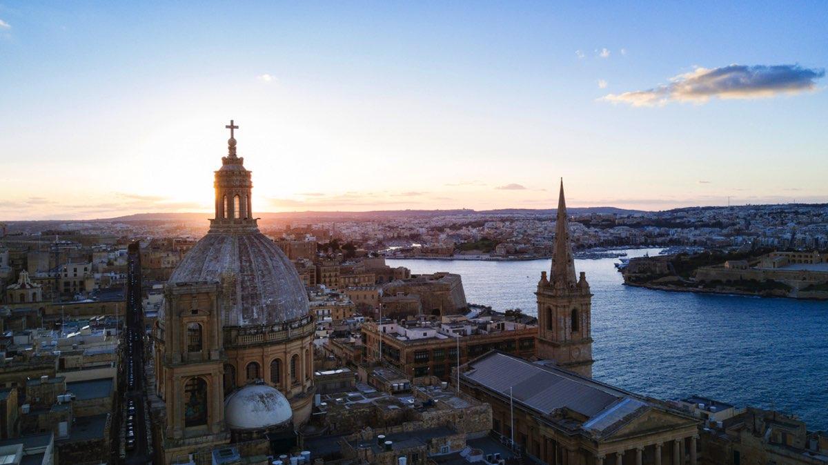 drone Malta 7