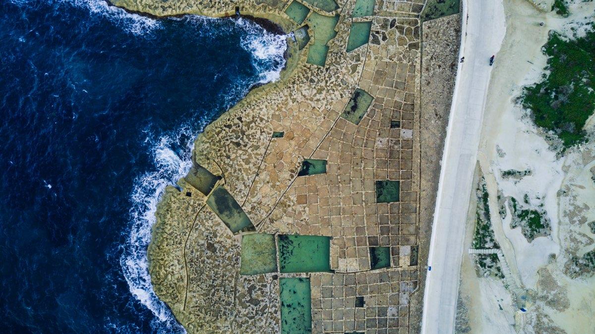 drone Malta 8