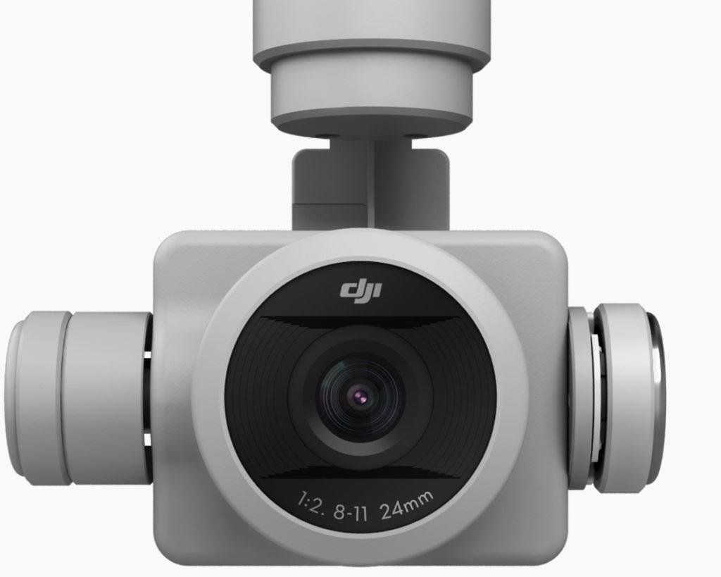 dji phantom pro drone 1 camera image sensor size 2