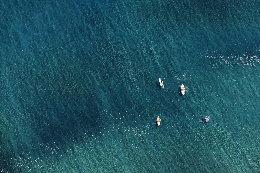 GRAN CANARIA BEACH surfers tommy clarke