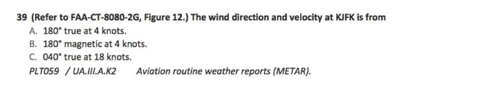 FAA Part 107 practice question 4