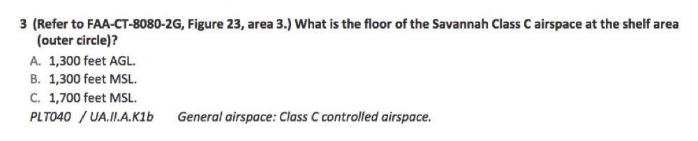 FAA Part 107 practice question 5