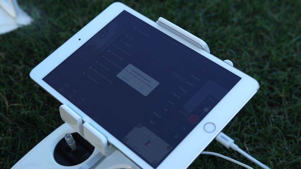 drone calibration