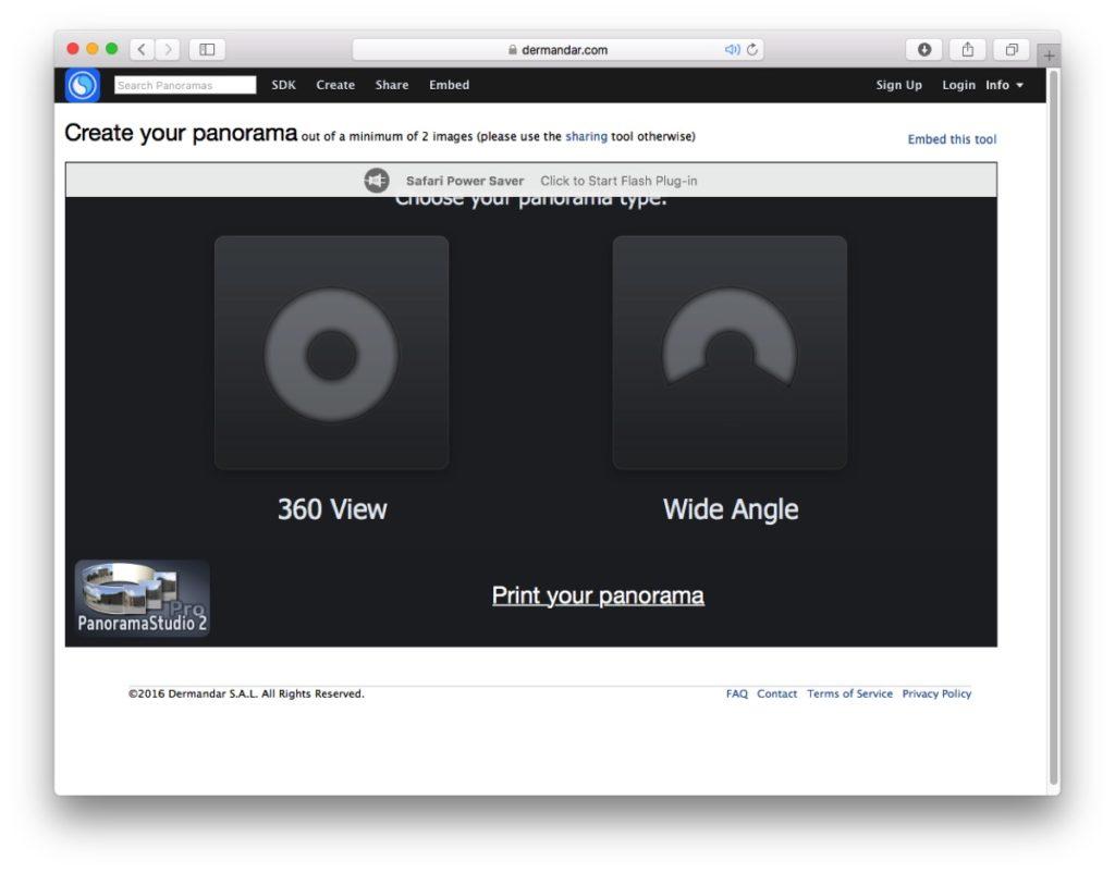 360-interactive-panoramas-using-a-drone-demander