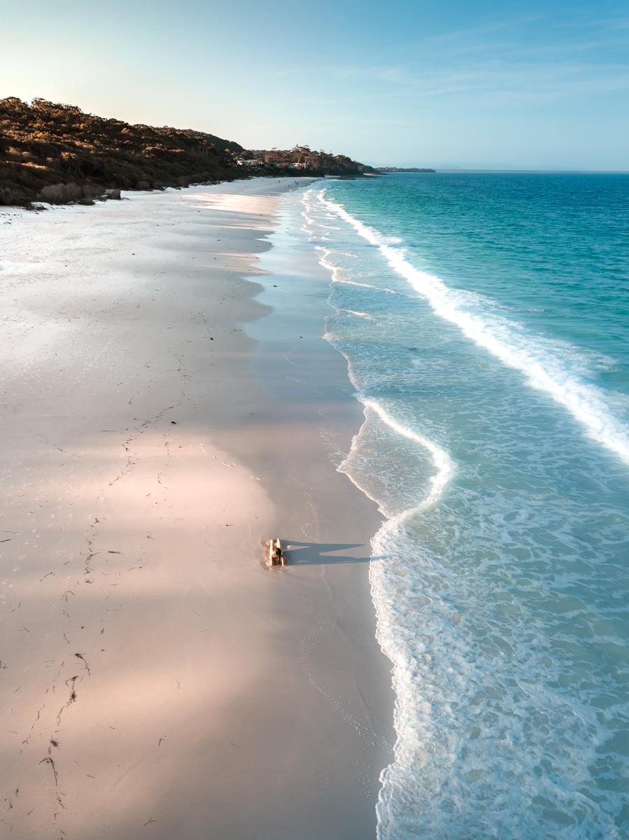 Hyams Beach, Australia From Where I Drone