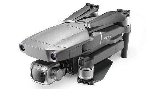 brand new DJI Mavic 2 Zoom drone leak hasselblad camera