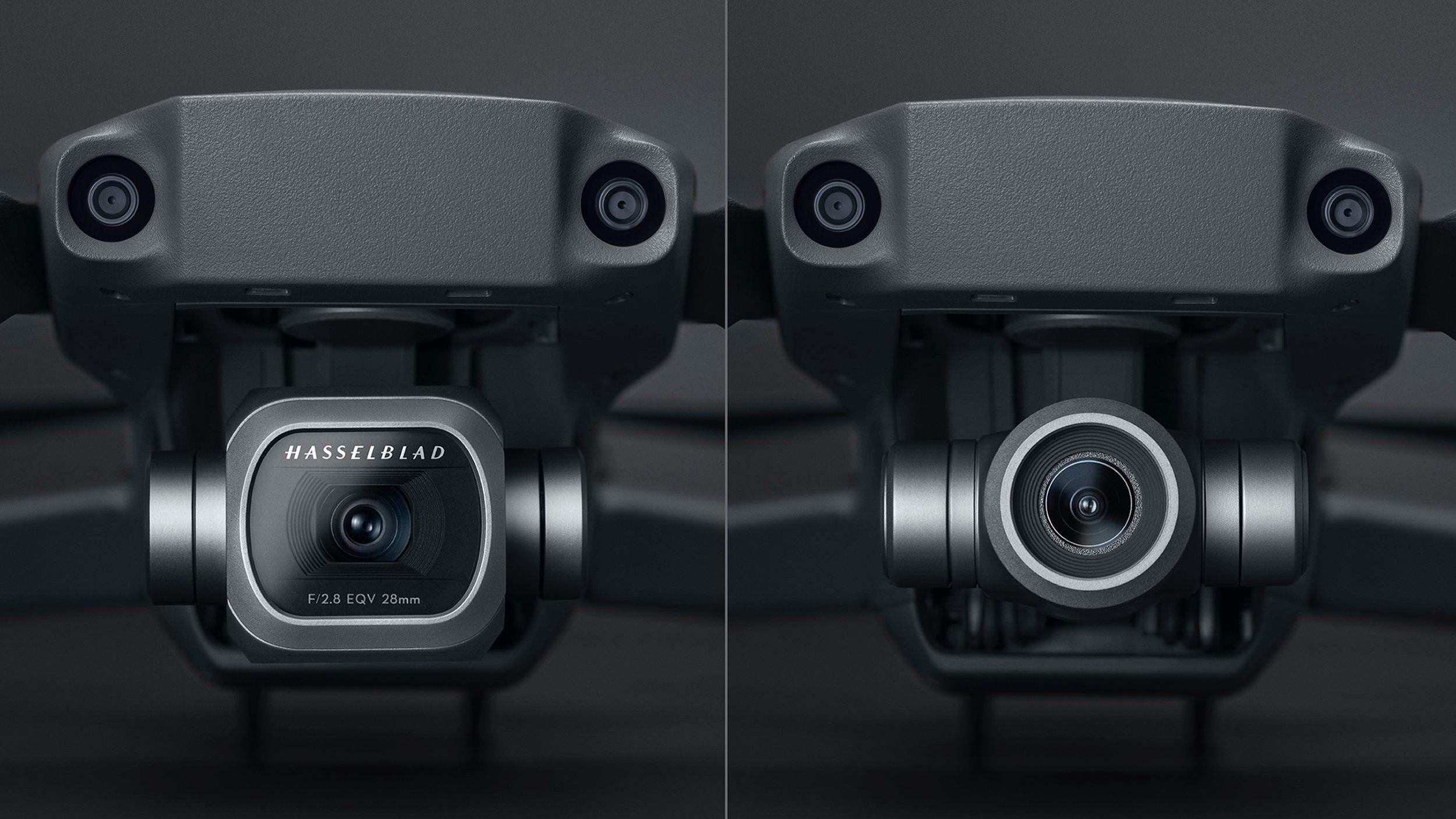 brand new DJI Mavic 2 pro Zoom drone leak highres-1