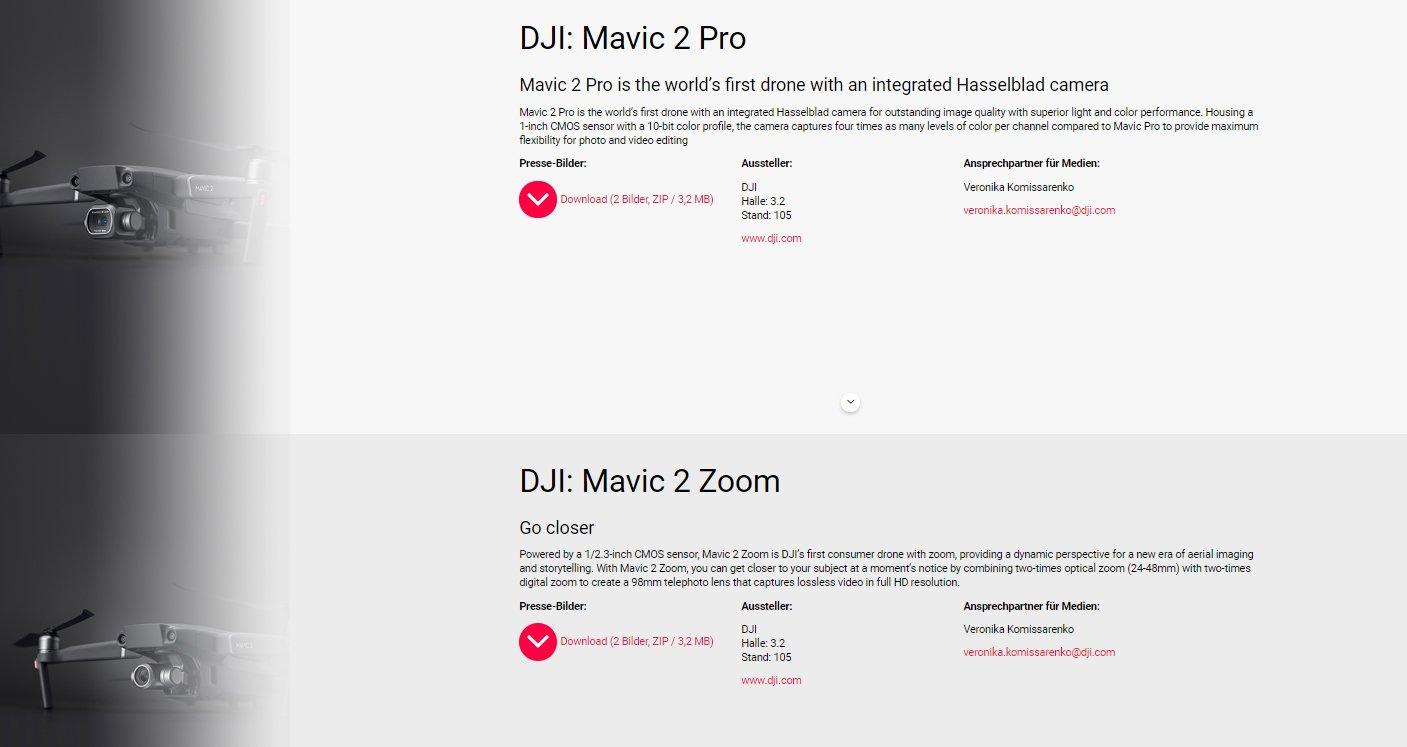 brand new DJI Mavic 2 pro Zoom drone leak highres-5